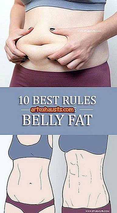 Kuidas poletada mao keha rasva