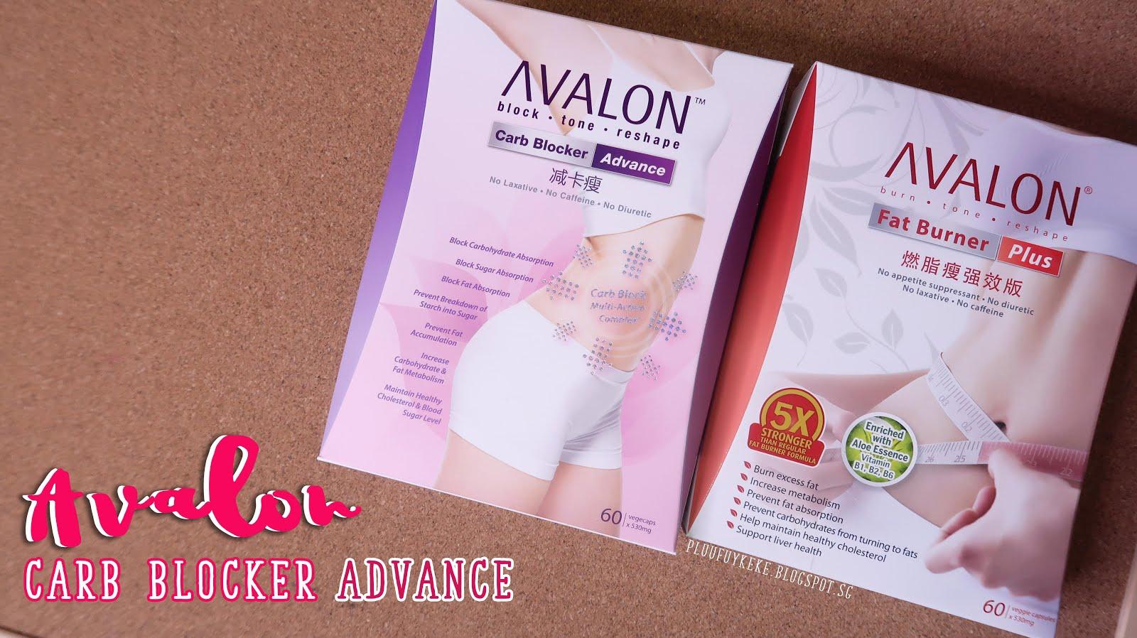 Avalon Fat Burner Plus Kaalulangus MTB