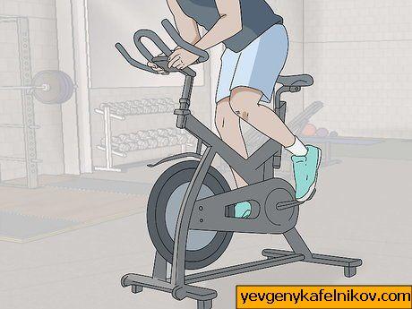 Parim viis rasva poletamiseks spin jalgrattale
