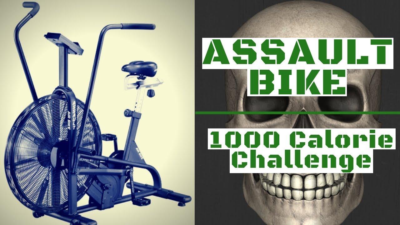 Assault Bike Burn rasva Kaalulangus Post Chemo