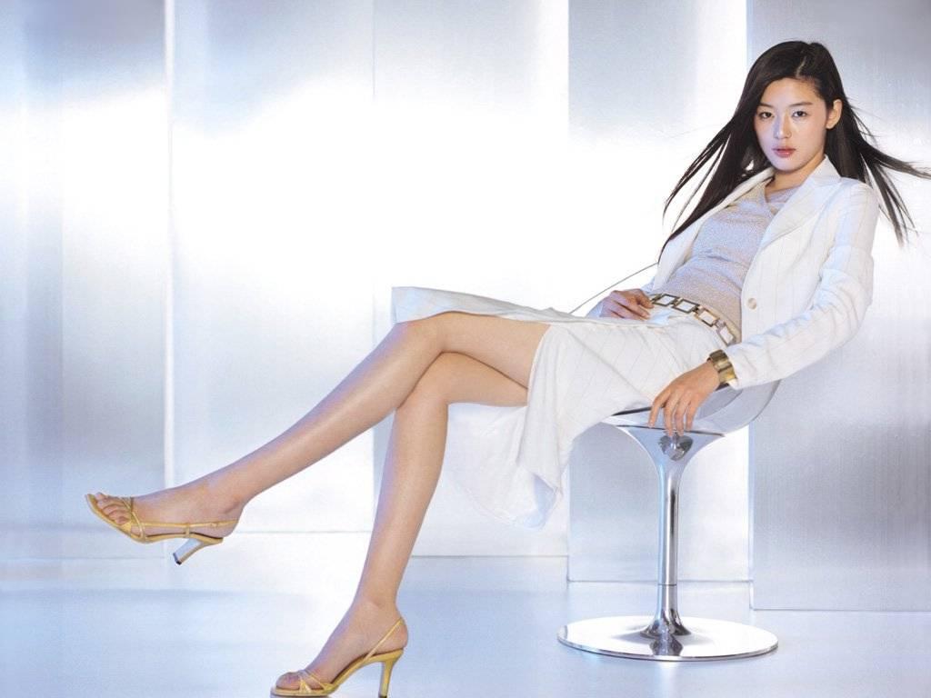 Jeon Ji Hyun kaalulangus