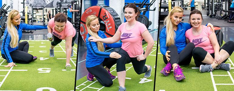 Kaalulangus ja fitness motivatsioon