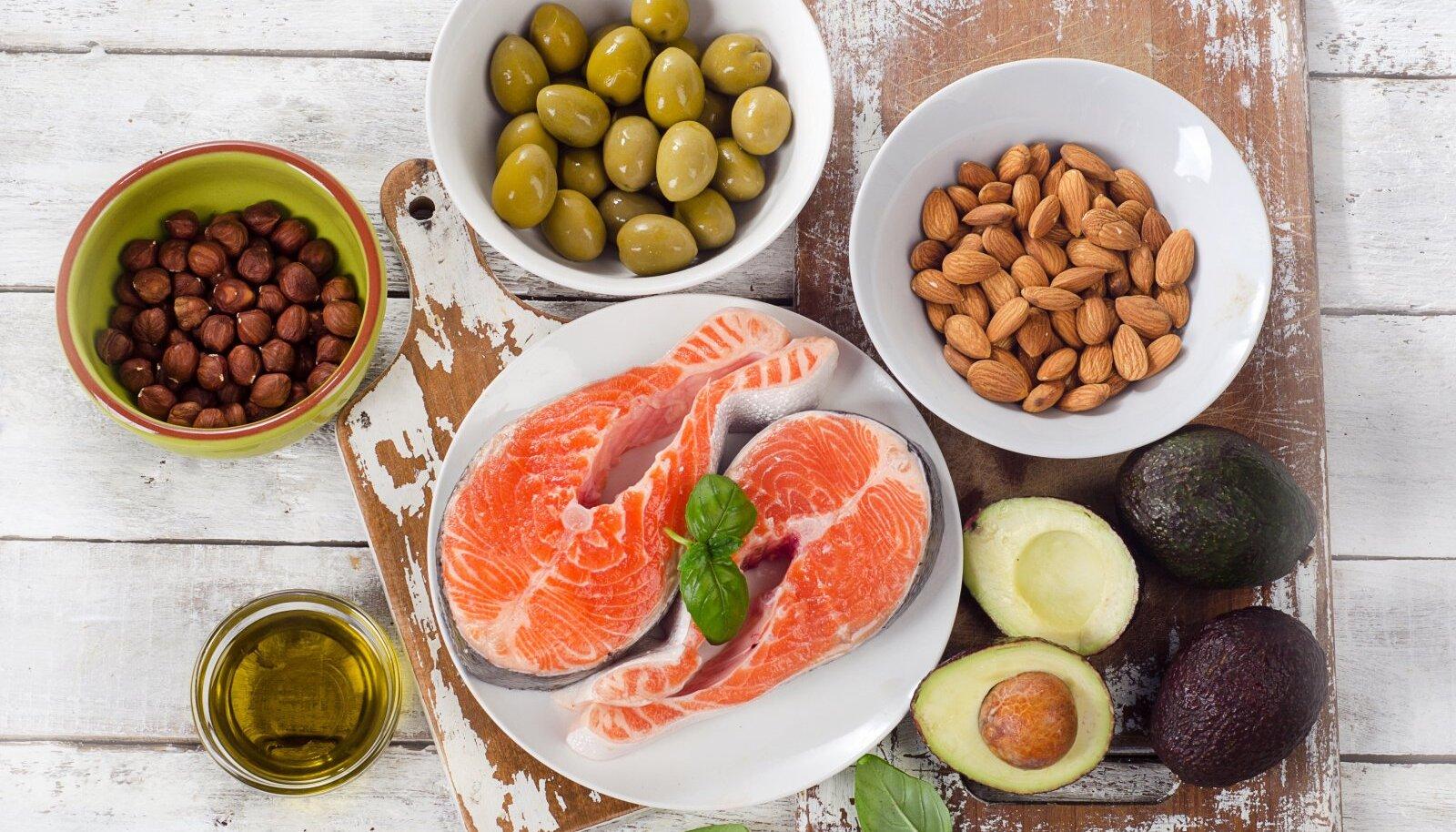 rasvase toidu kaalulangus