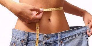 Tagatud kaalulangus 4 nadala jooksul Reaalse rasvakahjumi maar