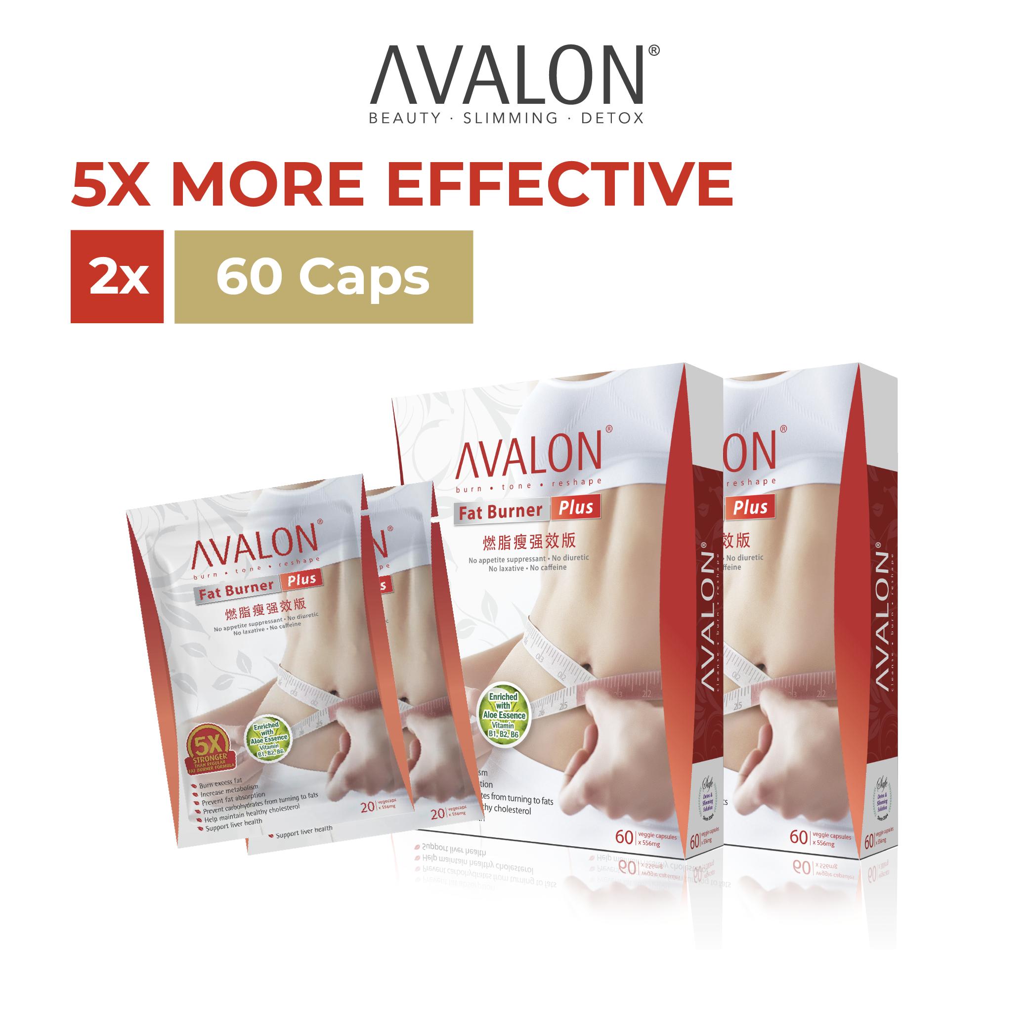 Avalon Fat Burner Plus Spark kaalulangus app