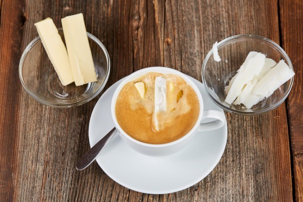 Rasva poletamine kohvi retseptid