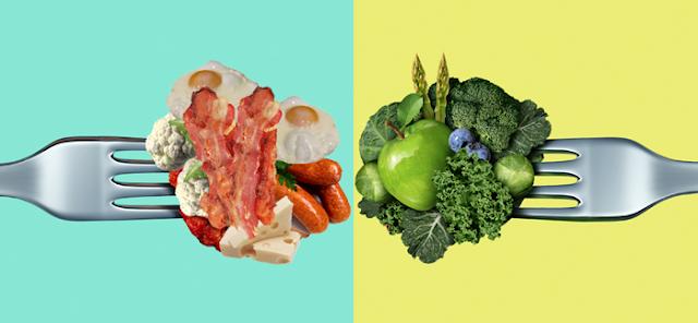Parimad taimetoitlased kaalulangus blogid