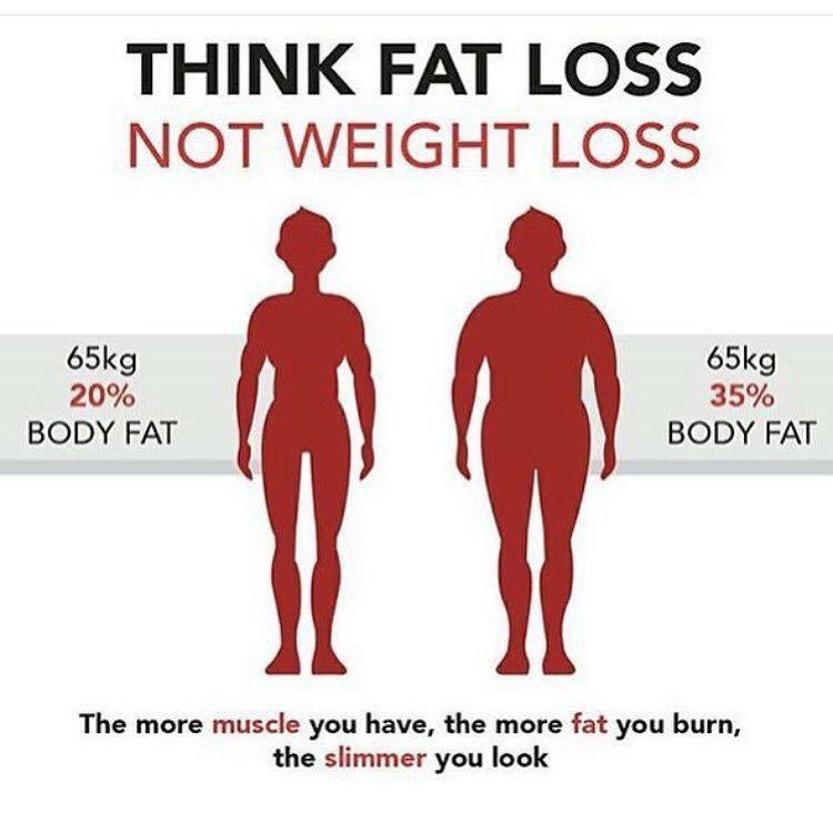 Kas lihaskonda poleb rasva